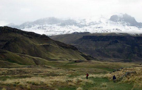 Sierra Baguales, Chile